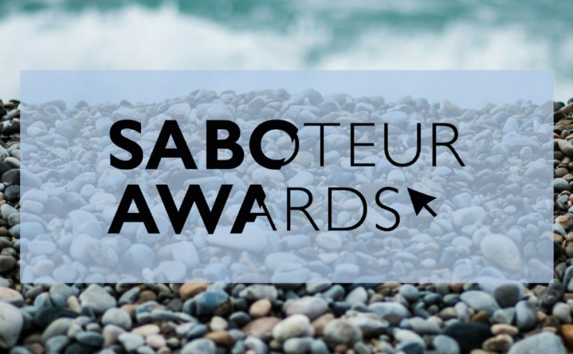 The Gathering Cloud shortlisted for the Saboteur Awards 2017