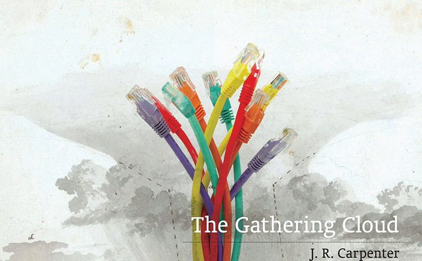 The Gathering Cloud book is out now from Uniformbooks